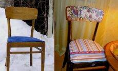 IDEE: Anna vanale toolile salvrätikutega uus nägu