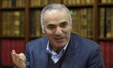 Garri Kasparov loodab, et uued põlvkonnad kogevad malemängurõõmu kasvõi nutitelefonist või tahvel- arvutist.