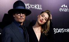 Johnny Depp ja Amber Heard
