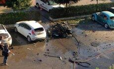 VIDEO ja FOTOD: Türgi kuurortlinnas Antalyas toimus plahvatus
