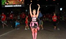 Ööjooksu jooksjad ületasid oma sportlikud eesmärgid LOE kuidas läks Piret Järvise esimene jooksuvõistlus!
