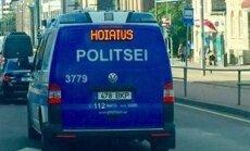 FOTOD: Politsei: Angela Merkeli visiidi tõttu piiratakse Tallinna erinevates piirkondades liiklemist ja parkimist