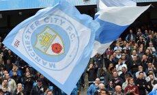 Manchester City fännid