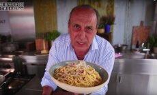 KIIRE ÕHTUSÖÖGI SOOVITUS: Tõeline Itaalia pasta ehk munaga Pasta Carbonara