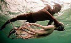 Рожденные плавать: морские цыгане из племени баджао