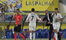Cristiano Ronaldo ja Zinedine Zidane