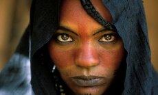 Кочевники туареги: синие люди Сахары, живущие при матриархате