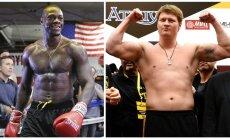 Wilder vs Povetkin
