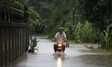 Наводнение в Таиланде: разрушительный удар стихии
