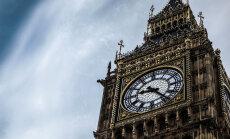 """Лондонский Биг-Бен """"замолчит"""" на четыре года"""