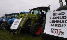 Põllumeeste protestipäeva hommik