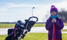 Golfi imelaps Hannah Pearson ühines Valgeranna golfiklubiga