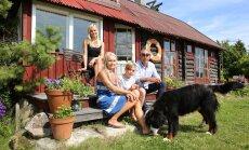 Suvekodu Pivarootsis, 15.07 2015, Eesti kauneim maakodu, konkurss