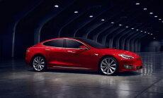 Tesla Model S muutub taas, seekord väliselt