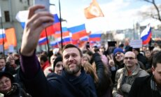 Aleksei Navalnõi on kõige tõenäolisem opositsionäär, kes Putini vastu kandideeriks.