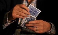 Ansambel Terminaator võistles pokkeriturniiril