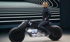 Die Zukunft! Sellineon BMW igavesti püsti püsiv kontsepttsikkel.