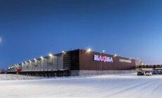 В пятницу Maxima откроет cвой первый логистический центр в Эстонии