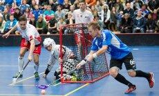 Saalihoki Eesti vs Taani