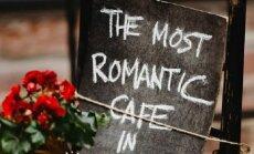 Идея на выходные: 5 самых романтичных кафе Риги