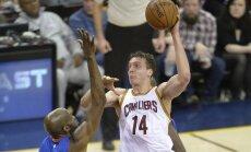 Sasha Kaun mängis NBA-s vaid ühe hooaja