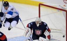 Jäähoki USA vs Soome
