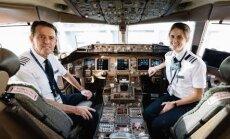 ARMAS LUGU | Tütar lendas isaga kaasa tema viimase lennu piloodina