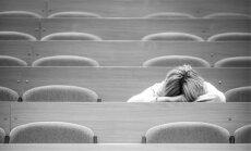 """""""Kui seitsmendal päeval Jumal puhkas, siis õpilane seda üldjuhul endale lubada ei saa"""""""