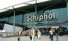 Аэропорт Амстердама планирует отказаться от классической проверки паспортов
