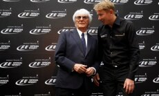 Bernie Ecclestone, Mika Häkkinen