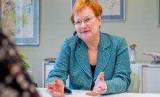 Halonen: Eesti suhtumine Venemaasse on jätkuvalt posttraumaatiline