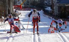 Norrakad teenisid meeste sprindis kolmikvõidu, esikoht üllatusmehele