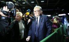Vaid pooled Keskerakonna valijad tahavad Savisaart presidendiks