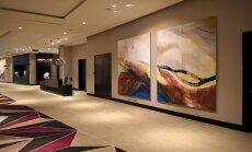 Hilton Tallinn Parki kaunistab ligi poolsada Eesti kunstnike teost