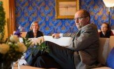 Intervjuu Soome saatkonnas