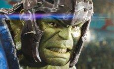 """Kauaoodatud TREILER: """"Thor: Ragnarok"""" paneb vanad sõbrad Thori ja Hulki omavahel gladiaatoritena võitlema"""