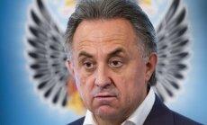 Vene spordiminister: dopinguskandaali tekitasid ühe öö liblikad, me pole patuseid sportlasi puhtaks pesnud