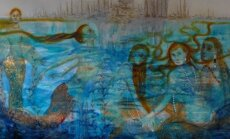 Epp Maria Kokamägi tegi Maalehe lugeja jutu maaliks
