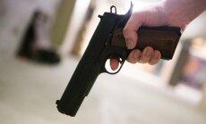Relva puhastanud mees tulistas kogemata oma üheksa kuu vanust tütart