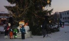 Talvepealinn Otepää otsib jõulukuuske!