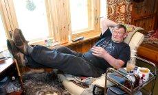 Vigala Sass: teise inimese vähk ei olegi nii tähtis kui oma nohu
