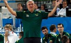 FOTOD: Leedu korvpallikoondise peatreener: Eesti kohta ma veel midagi ei tea
