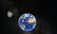 Asteroid tuiskab märtsis Maa lähedalt mööda, pole küll selge kui lähedalt