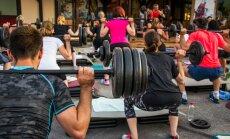 TRENNITREND: Mehed liiguvad aina enam jõusaalist rühmatreeningutesse