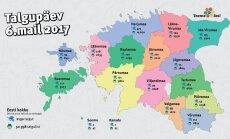 Talgud ja statistika