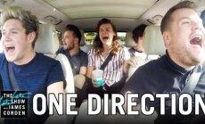PÄEVA PARIM VIDEO! One Directioni kompud laulavad James Cordeniga karaoket ja täidavad kõik su soovid