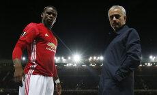 FOTOD: Mourinho röökis Pogbale valed juhised andnud videoanalüütiku peale