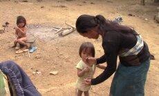 Laura ja Marguse videoblogi: Laose külaelu, paheline linn ja kummirõngastega jõematk
