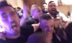 VIDEO: Hetk, mil Leicester City mängijad said teada, et nad on ametlikult Inglise meistrid