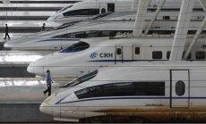 30 000 kilomeetrit ülikiirraudteid: Hiina käesoleva viisaastaku eesmärk
